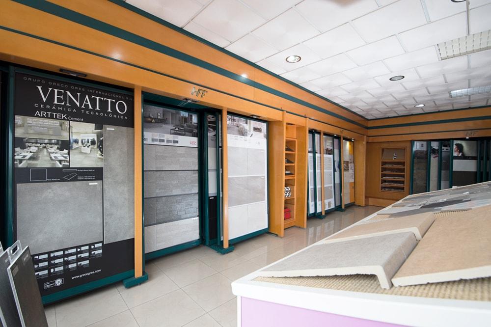 Galería Materiales de Construcción Arjomi Fernández