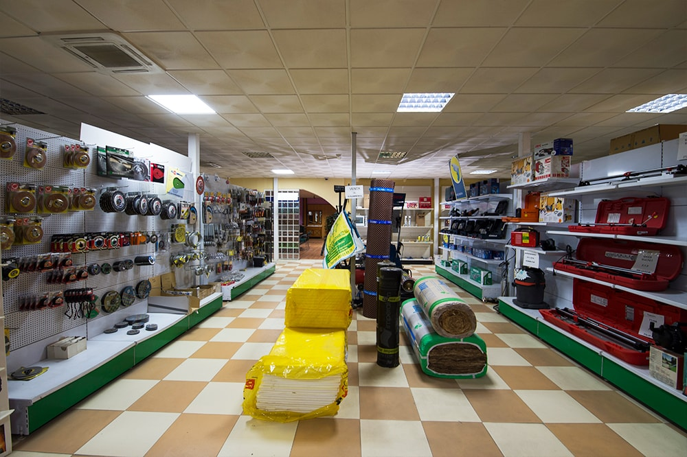 Galería Materiales de Construcción Arjomi Fernández 2
