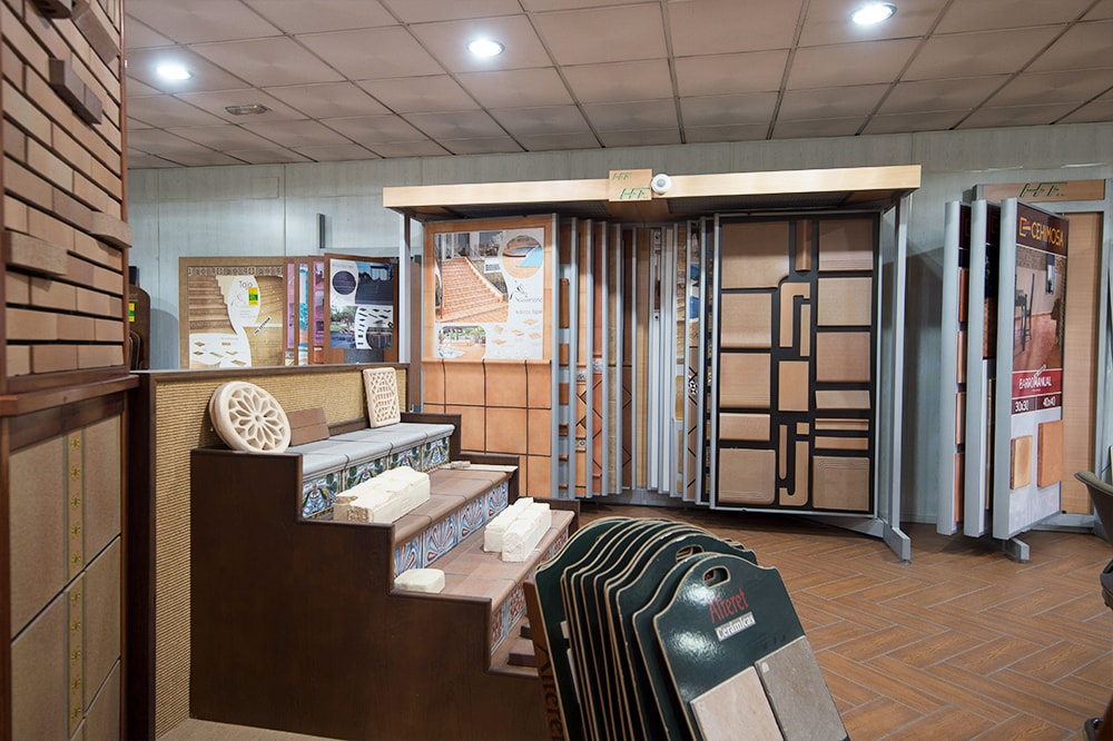 Galería Materiales de Construcción Arjomi Fernández 7