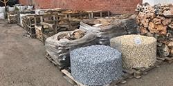 Piedras y Pizarra Arjomi material 2
